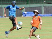 Virat Kohli and Ishant Sharma News