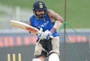 India's cricket captain Virat Kohli