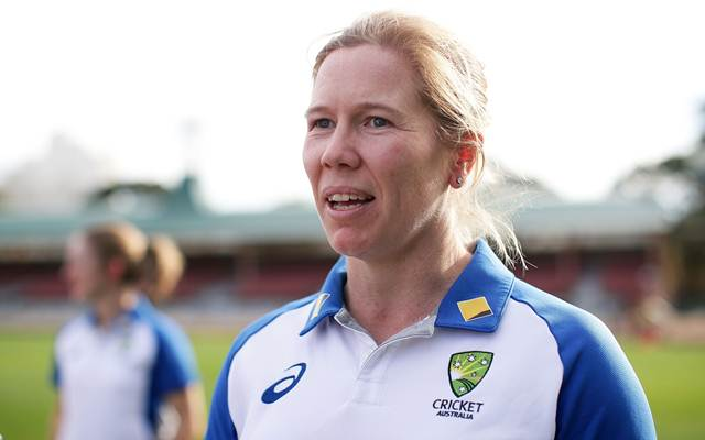 Australia's female player Blackwell retires