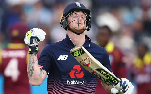 Ben Stokes of England News