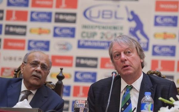 Sethi: Pakistan-West Indies T20 series to be held in Karachi