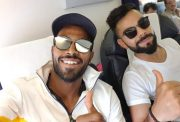 Hardik Pandya Trends Indian cricketer