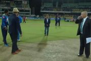 India vs Sri Lanka toss