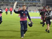 Jonny Bairstow England v West Indies