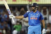 Rohit Sharma India most sixes