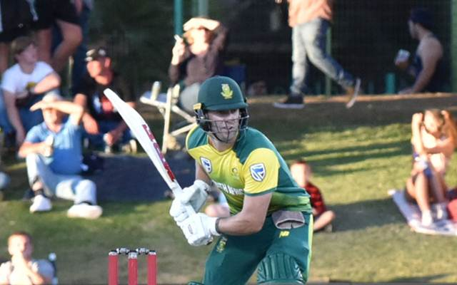 Miller smashes world record in second T20