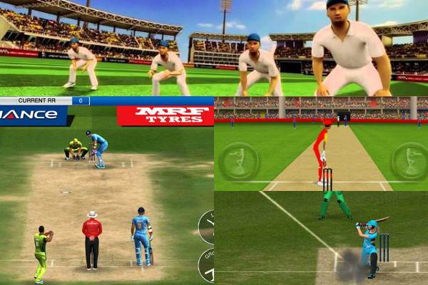 Android Cricket games