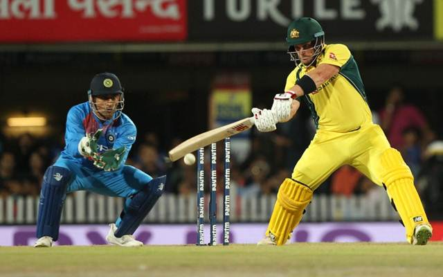 India beat Australia in 1st T20 match via DLS method