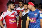 Celebrity Clasico Virat Kohli and Ranbir Kapoor