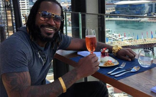 Chris Gayle Trends