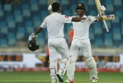 Pakistan v Sri Lanka - Day One