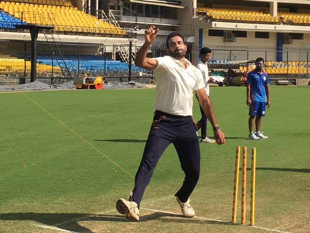 Image result for irfan pathan bowling