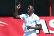 Kagiso Rabada of the Proteas