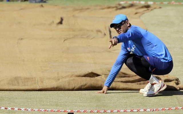BCCI Pitch Curator suspended for alleged involvement in Pune pitch fixing