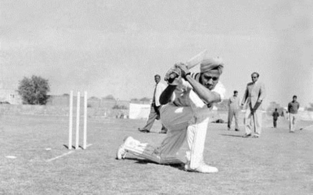 Former Test cricketer Milkha passes away