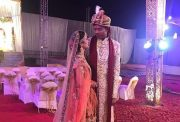 Ankit Rajpoot gets married to Maahi Singh