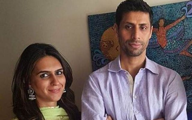ashish nehra wife