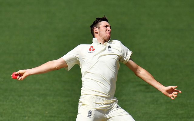 Garton included in Ashes squad as cover for injured Ball