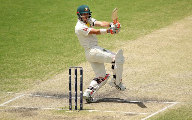 David Warner dominates as Australia capitalise on toss win