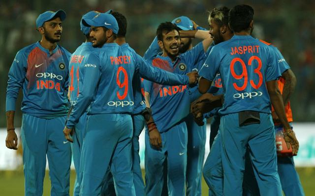 India vs New Zealand, 2nd T20I