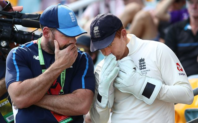England star investigated over Bancroft headbutt