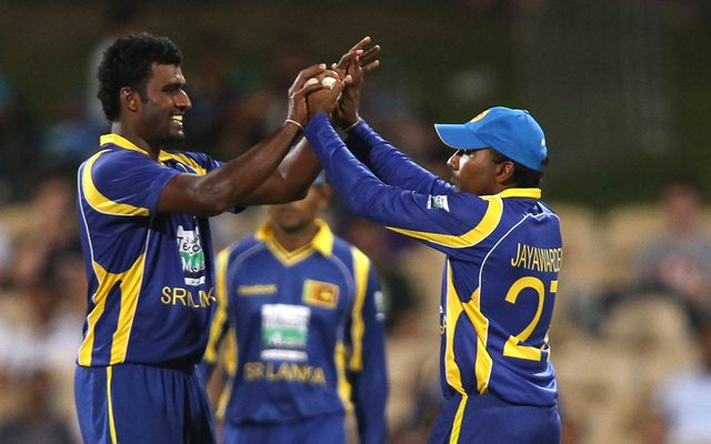 Sri Lanka appoint Thisara Perera ODI, T20I captain for series against India
