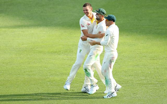 All the action from Australia v England, day two