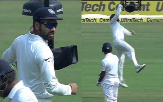 India vs Sri Lanka, 2nd Test, Day 2 at Nagpur