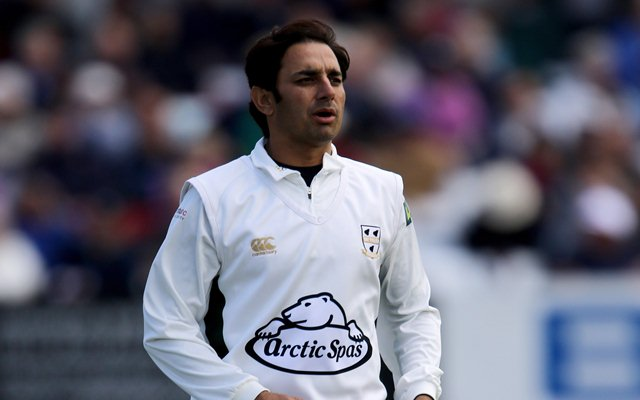 Saeed Ajmal | CricTracker