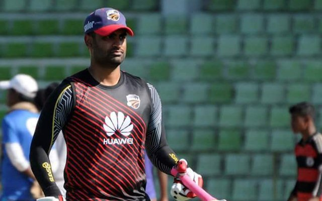 Sabbir loses central contract for assaulting a fan