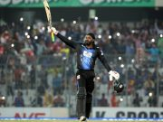 Chris Gayle hundred most runs