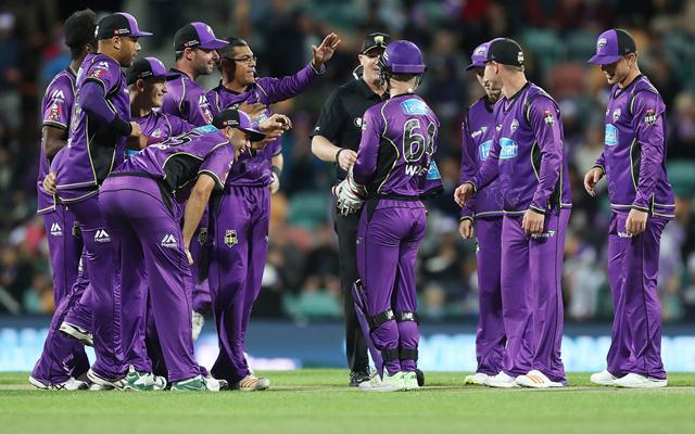 BBL 2017/18 13th Match: Short's 97 helps Hurricanes silence the Thunder