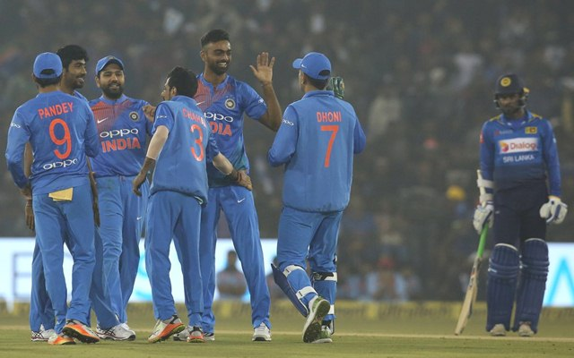 Sri Lanka win toss, elect to field against India in 2nd T20I