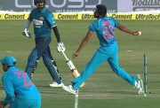 Jasprit Bumrah No-ball