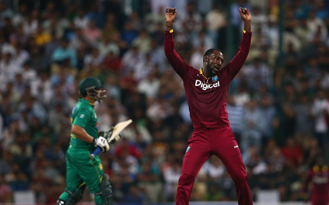 Kesrick Williams World T20I XI