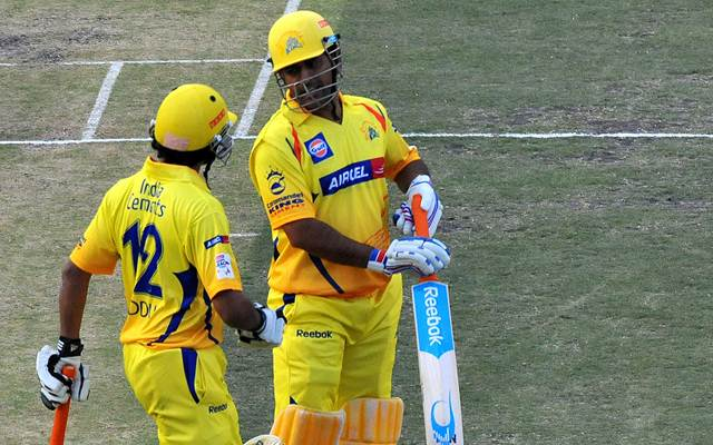 IPL 2018: MS Dhoni Back to Chennai Super Kings