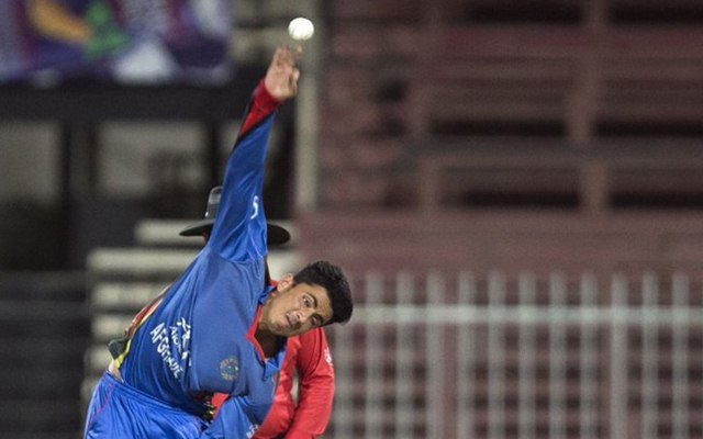 Four Afghan Cricketers Snapped Up By IPL Teams