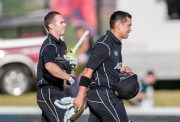 Todd Astle and Ross Taylor