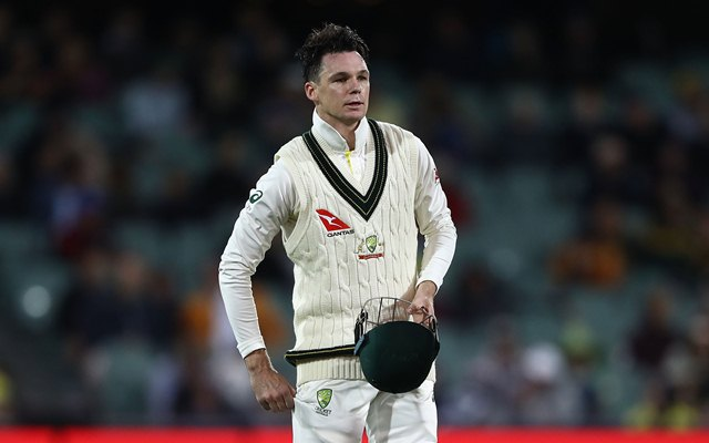 The Ashes 2017-18: Peter Handscomb not sweating over form