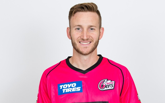 Peter Neville poses during the Sydney Sixers