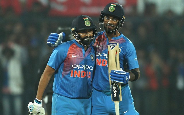 Rohit Sharma & KL Rahul most sixes | CricTracker.com