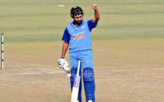 Double hundred is an anniversary gift to my wife: Rohit Sharma