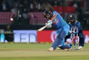 Rohit Sharma six
