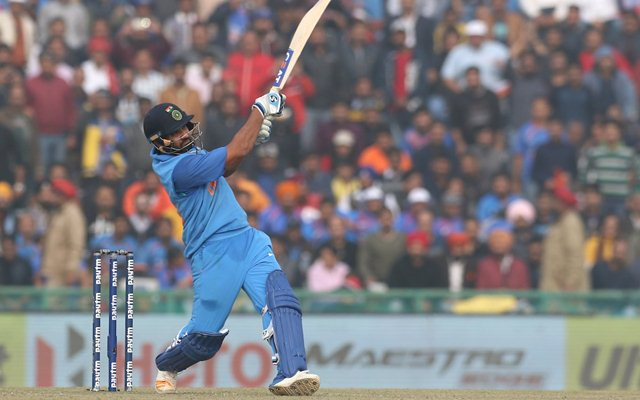 List of records Rohit Sharma created with his 3rd ODI double hundred