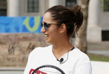Sania Mirza of India
