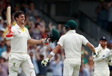 Steve Smith & Mitchell Marsh