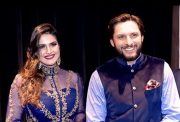 Zareen Khan and Shahid Afridi