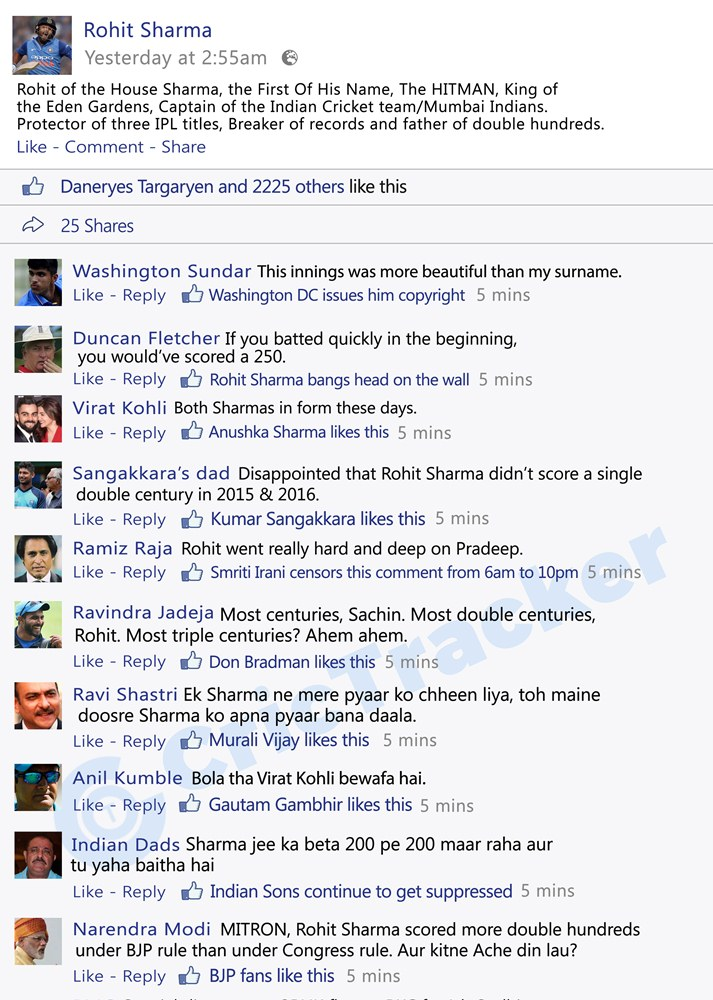 Fake Fb Wall: