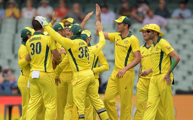 Consolation win for Aussies at Adelaide