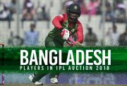 Bangladesh players in Auction 2018